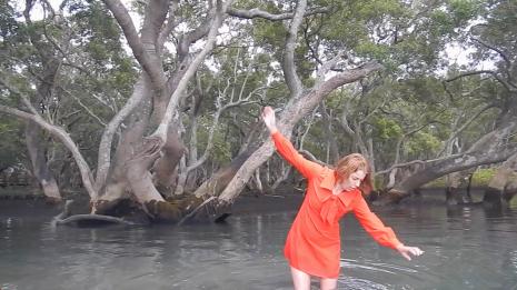 Red Dress Moreton Bay