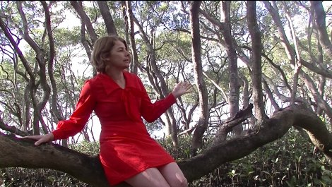 Red Dress Mangroves